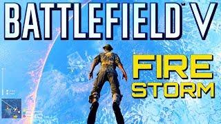 FIRESTORM GAMEPLAY - Battlefield 5 Battle Royale