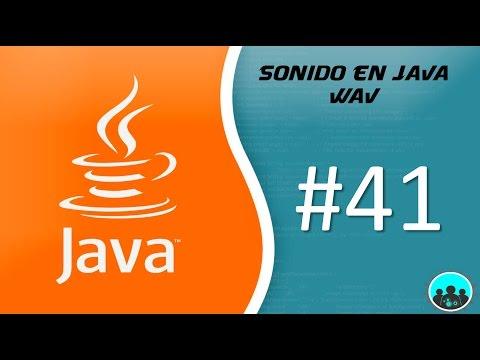 Sonido en Java - WAV | Desarrollo con Java #41