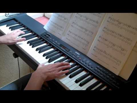 Bob Seger - We've Got Tonight (Piano Cover)