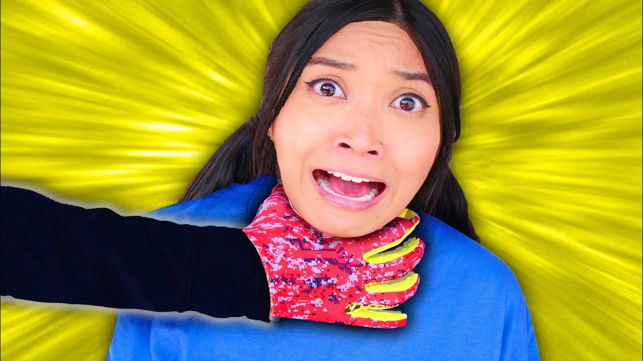 My YouTube CHANNEL Is Getting HACKED! Best Friends Surprising Regina in Fun Transformation Challenge