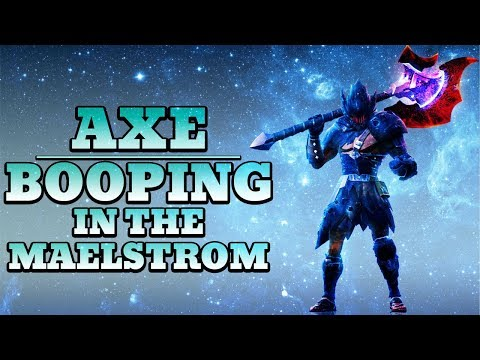 Interrupting in the Maelstrom | Axe | Dauntless 0 6 6 3GP, MP4 Video