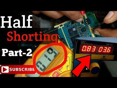 Half shorting आती क्यों हैं और कैसे Half Shorting को निकाले सबसे आसान तरीके से !!