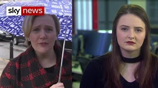 Watch: Pay equality debate gets heated