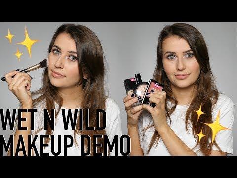 Wet N Wild Cruelty-Free Makeup Demo | Vegan too! | Logical Harmony