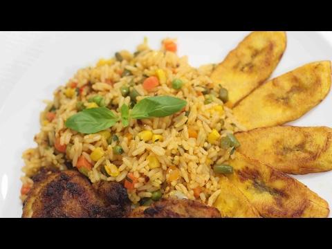 Vegetable Fried Rice | AVARESE KITCHEN