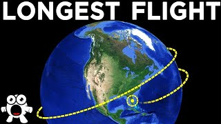 Top 10 Most Unusual Record Flights That Operate In The World