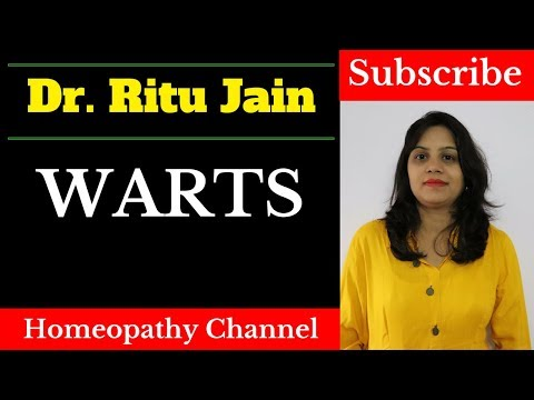 मस्से का होम्योपैथिक इलाज - Homeopathic Treatment & Medicine For Warts,Moles (Masso Ka ilaj)