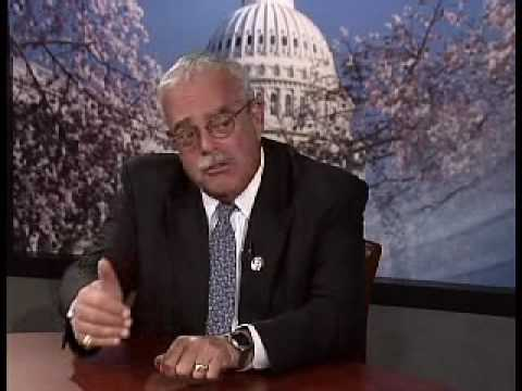 Congressman Gerry Connolly discusses federal employees, retirees and veterans issues