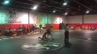 Wrestling- Brooks vs Luckansik 1/11/18