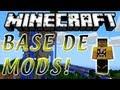 Minecraft - BASE DE MODS! - Rabahrex