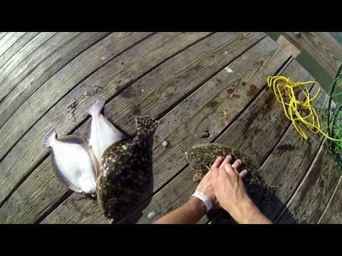 Galveston Flounder Fishing (Nov. 2013) 720p HD