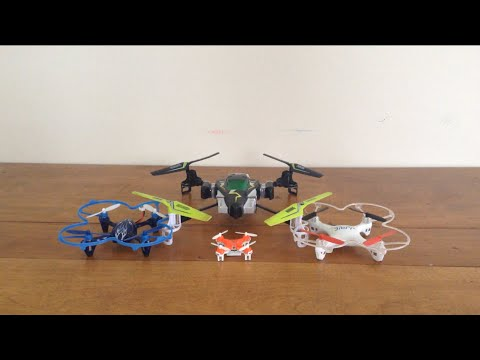 How To : Fly a Quadcopter