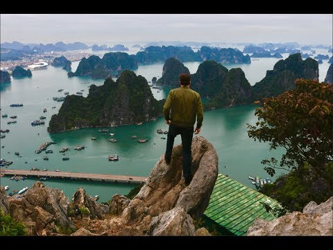 What's in Halong Bay? Vietnam