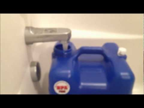 How To Store Water Long Term - Safely - Best Water Storing Method