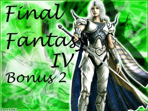 Let's Play Final Fantasy IV! Bonus 02: Excalibur.