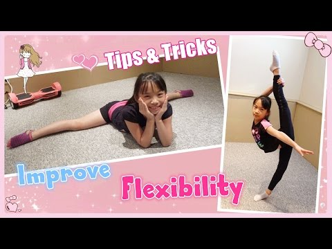 How to Improve Flexibility: Tips and Tricks for Stretching | RG Selena