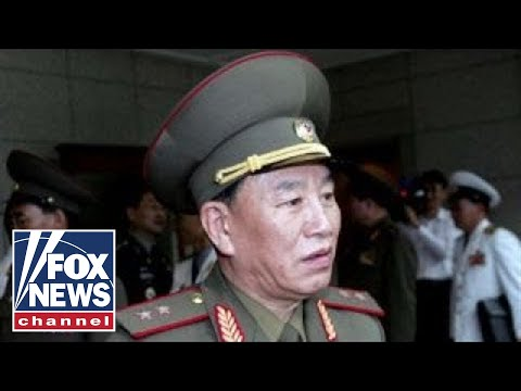 Senior North Korean official arrives in NYC