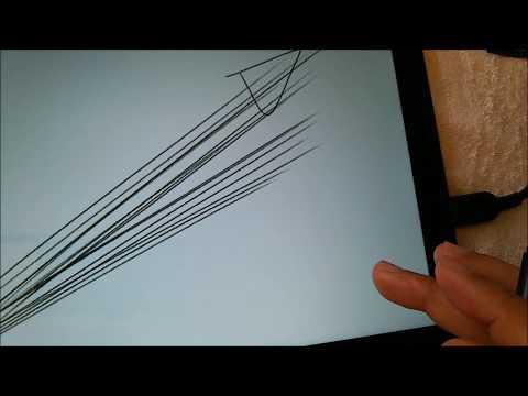 Digital Sketching Tip & Tricks: Straight Lines