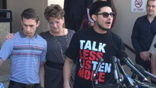 Video: Paralyzed Victim Of Ethan Couch Crash Addresses Media