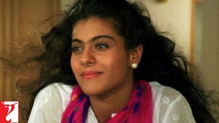 Yeh Sapna Nahi Hai - Scene | Shah Rukh Khan | Kajol