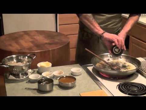 Chef Hobbes Presents:  Screaming Hot Shrimp