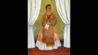 The Works Of Frida Kahlo De Rivera