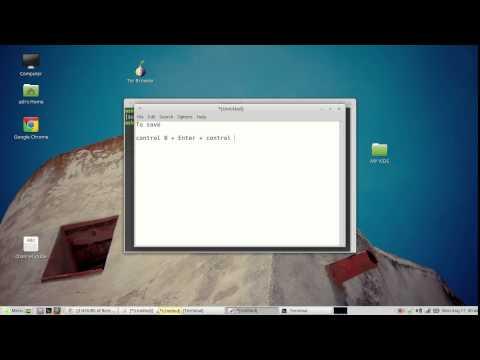 Changing Linux Mint 17.2  hostname! via terminal
