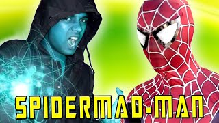 SPIDERMAN Spoof   Hindi Comedy Video   Pakau TV Channel