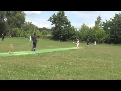 Where are my slips - Goughie gives Warsaw Cricket Club a masterclass