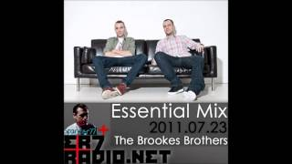Brookes Brothers - BBC Essential Mix 2011
