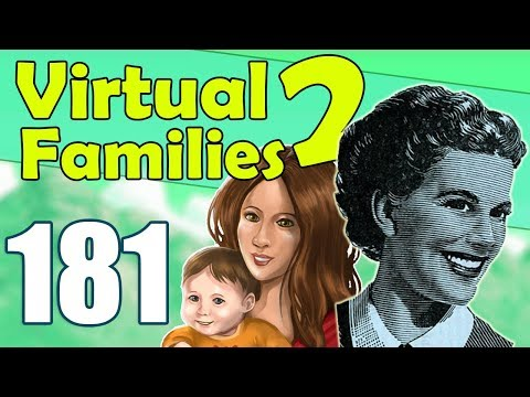 Let's Play Virtual Families 2! | Part 181| Love This Fam! JK