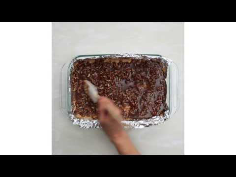 Thanksgiving Dessert: Pecan Pie Bars