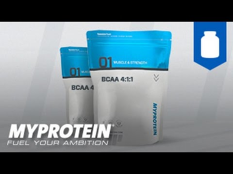 BCAA 4 1 1 Amino Acid Supplement - Product Benefits & Overview - Myprotein