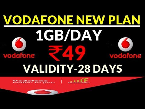 vodafone launch new plans for mnp customers
