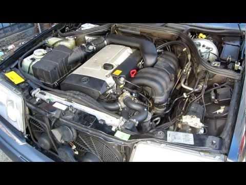 Mercedes M104 ETA throttle body bad wiring symptoms.