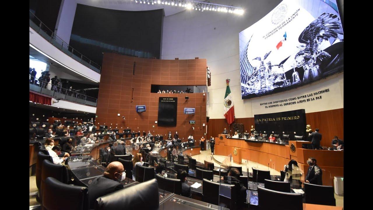 EN VIVO Sesión de la Comisión Permanente. (13/07/21)
