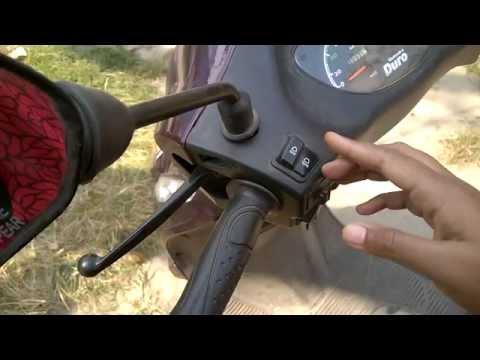 স্কুটার চালানো শিখুন(বাংলা টিউটোরিয়াল) Ride a scooter (part-1)