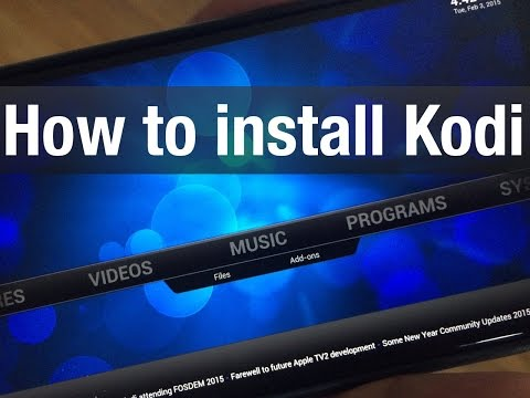 How To: Install Kodi on a jailbroken iPhone