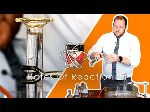 Rates Of Reaction 2 (Collecting Gas) - GCSE Science Required Practical
