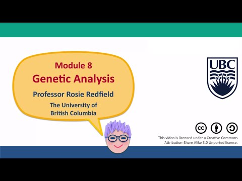 8H - Physical and genetic linkage and maps