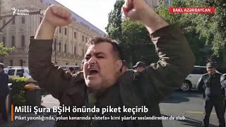 Aksiya: İlham Əliyev vətəndaşların haqqını yeyir