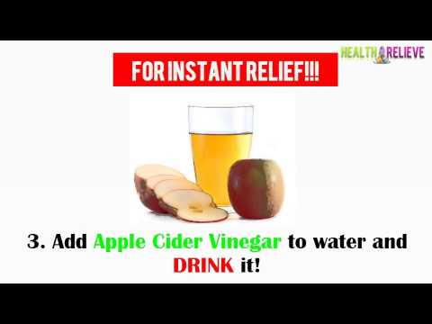 Natural Cure For Acid Reflux