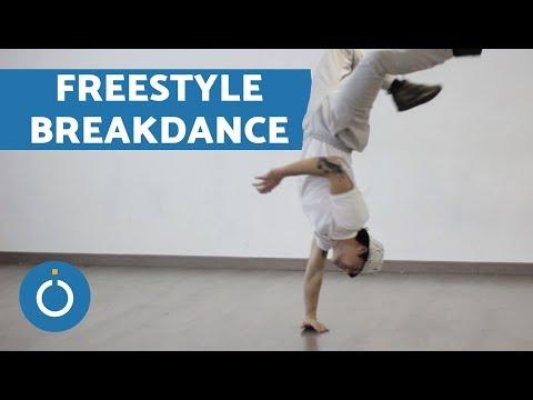 Freestyle Breakdance Choreography
