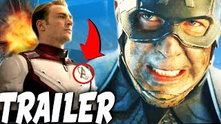 AVENGERS ENDGAME TRAILER #2 IN DEPTH BREAKDOWN & SMALL DETAILS YOU MAY HAVE MISSED