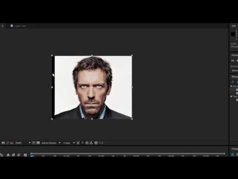 How To Make A 2D Image Look 3D Using Photoshop and After Effects