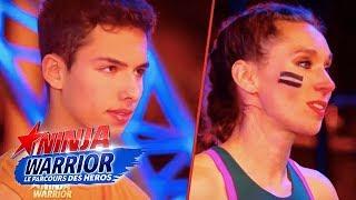 Chloé Henry et Tom Lauze : Duel de Warriors