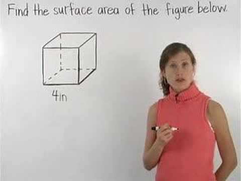 Surface Area - MathHelp.com - Math Help