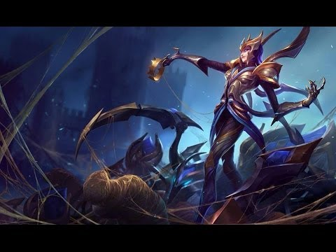 League of Legends - Victorious Elise Skin