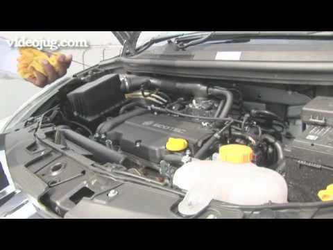 How To Check Car Basics Under The Bonnet