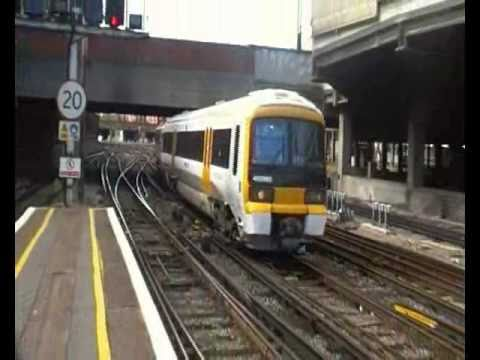 Trains In London VI: London Victoria Part 1 (15th September 2010)